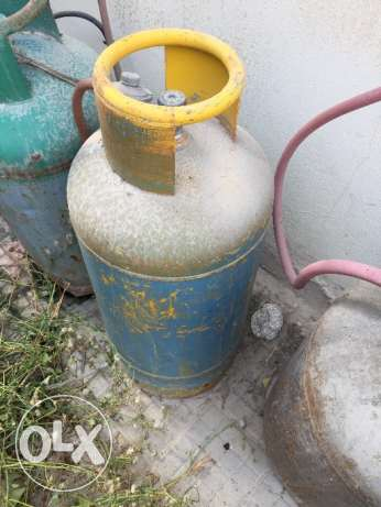 Al Sadiq Gas Cylinder with Regulator