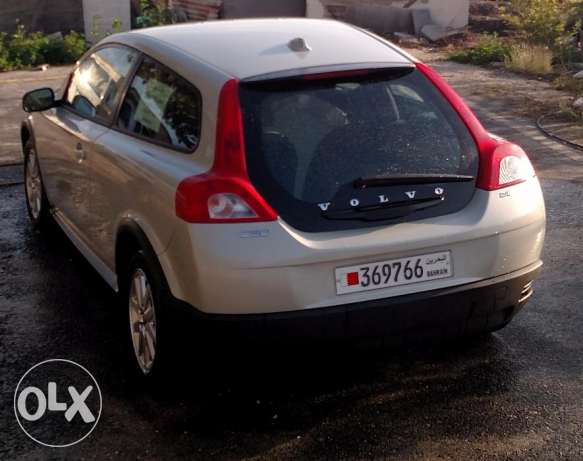 Excellent condition Volvo C30 2009 Hatchback (Full Dealer Maintained)