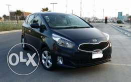 Kia carens 2014 agent maintained under warranty