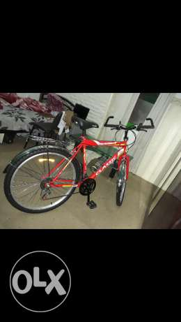 I would like to sell my bicycle. Its look like fresh.only 2 days used.