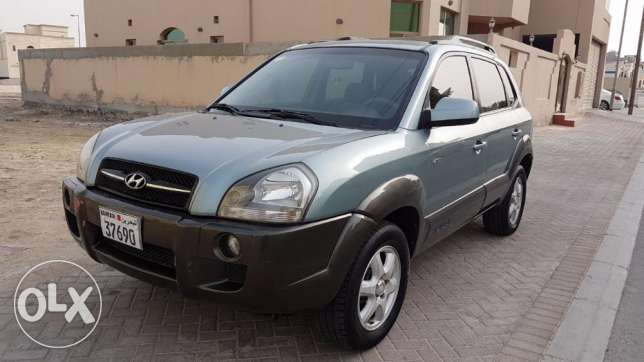 For Sale Hyundai Tucson model 2005