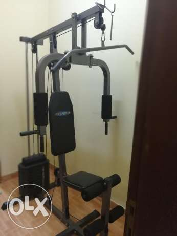 Home gym excellent condition for sale