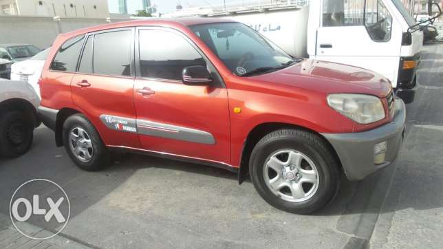 For sale rav 4 full options