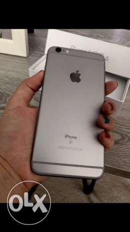 the Apple iPhone 6s plus 64GB unlocked GSM