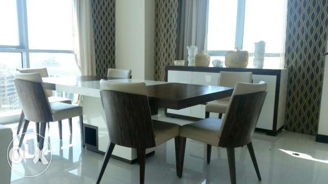 Fully Furnished Apartment For Rent At Juffair (Ref No:8JFZ) جفير -  2