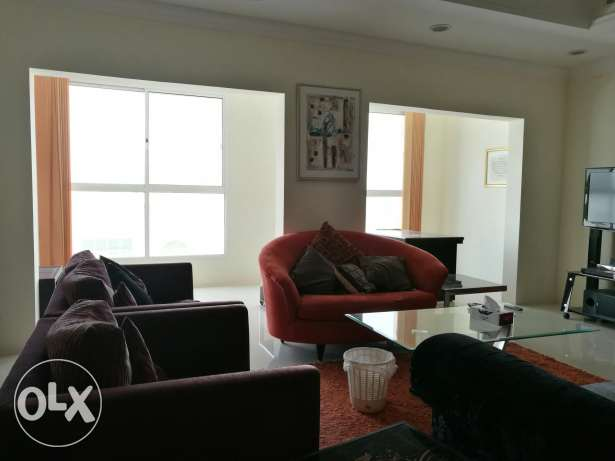 3/4 bed Partly Furnished apartment in Galali.