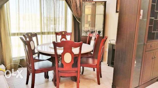 3 Bedroom Apartment f/furnished in New hidd