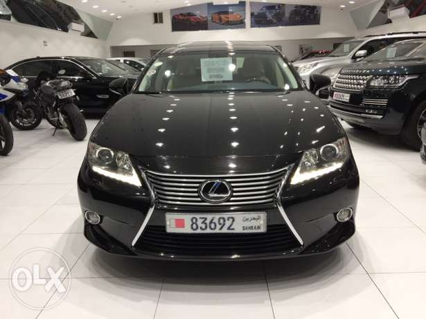 Lexus ES 350 full options