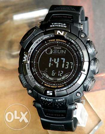 Casio Pathfinder (ProTrek) PRG-130Y Watch