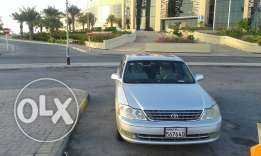 Toyota Avalon xls in excellent condition