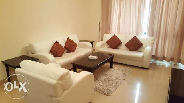 Elegant one BR flat at sanabis with excellent amenities