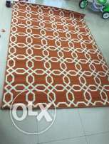 Stain resistant Rug 2pc