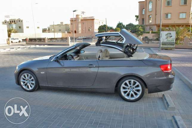 BMW 320 Convertible Excellent Condition توبلي -  4