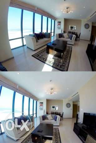 HIgh floor apartment for sale in Seef area