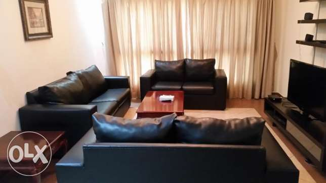 Nice two bedroom, two bathroom apartment in an excellent location in J