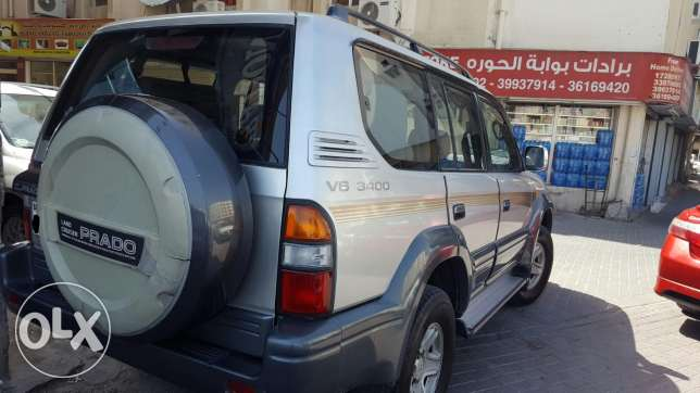 toyota prado 98 v6 full option urgent sale or exchange with toyota car