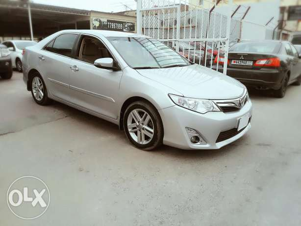 Toyota camry GlX 2015 model sale in cash & bank installments