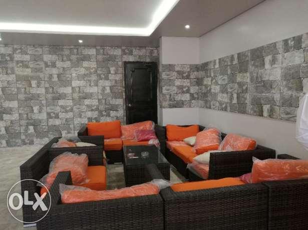 FULLY FURNISHED-POOL,GYM-1bedroom,2bathroom,hall,lift,kitchen,parking
