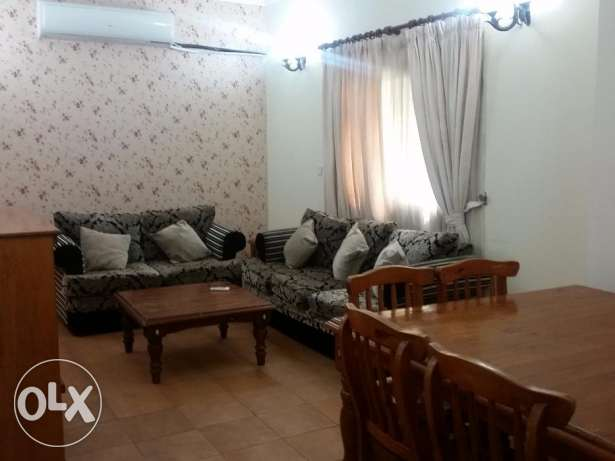 3 bedroom furnished apartment in a nice location at a reasonable rent