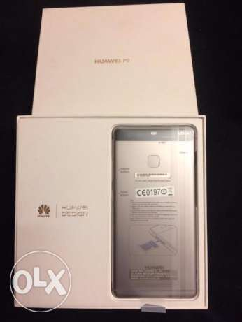 Huawei P9 Plus (FACTORY UNLOCKED) 5.9 64GB, Grey