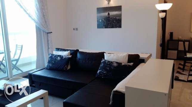 Contemporary Style 2 bedrooms furnished (Viewing is MUST)