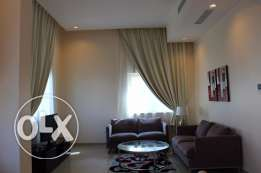 1 Bedroom brand new amazing flat in Adliya fully furnished incl