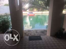 villa 2 bedroom for rent in amwaj flooting city