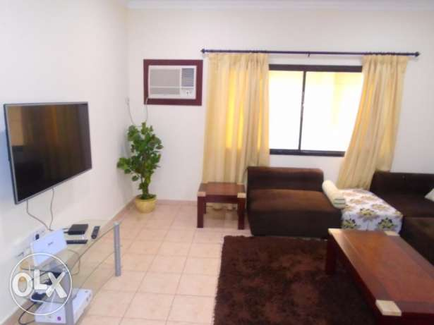 Family apartment 2 bedroom f-furnished in Juffair