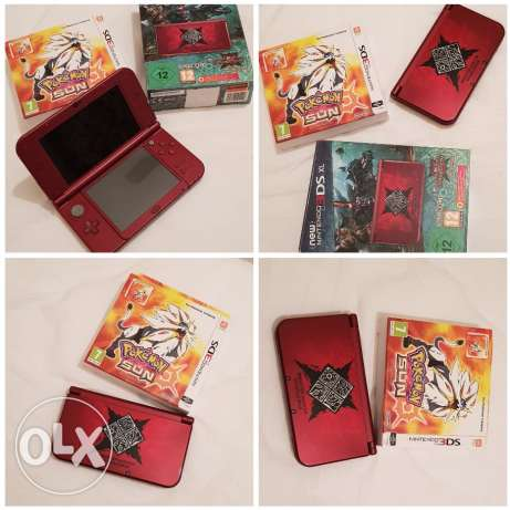 Nintendo 3DS XL Limited Edition For Sale