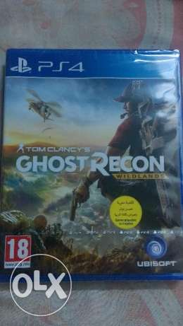 Tom Clancy ghost Recon wildlands