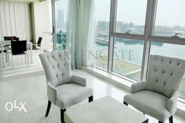 Four Bed Duplex Apartment in Reef Island