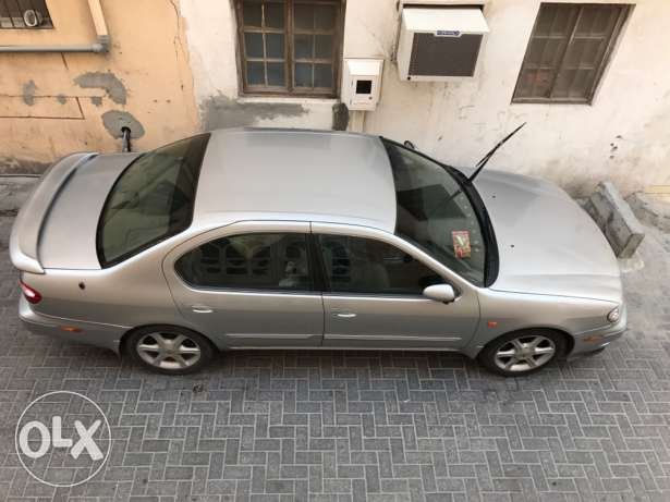 Nissan Maxima 2002 for urgent sale