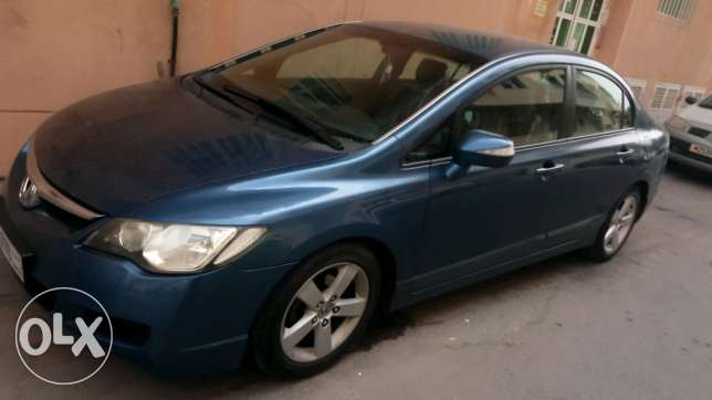 Honda Civic 1.8 i-vtec model 2006
