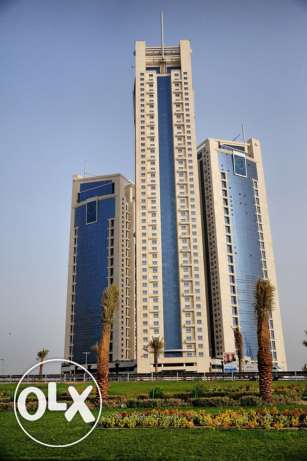 1 Bedroom flat for rent at Abraj lulu towers for BD500