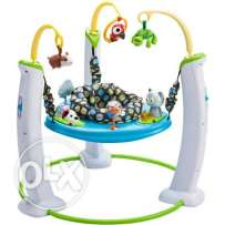 Evenflo ExerSaucer Jump & Learn for babies up to 20 mo