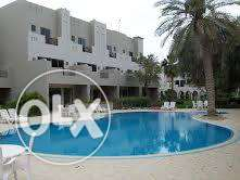 Semi furnished villa in Adliya