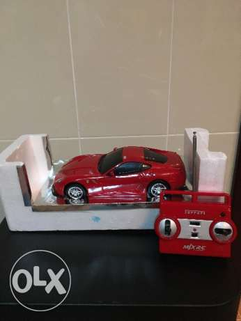 Rc toy car