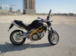 Aprilia Shiver 750 for sale in good condition
