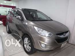 Hyundai Tucson full option for sale