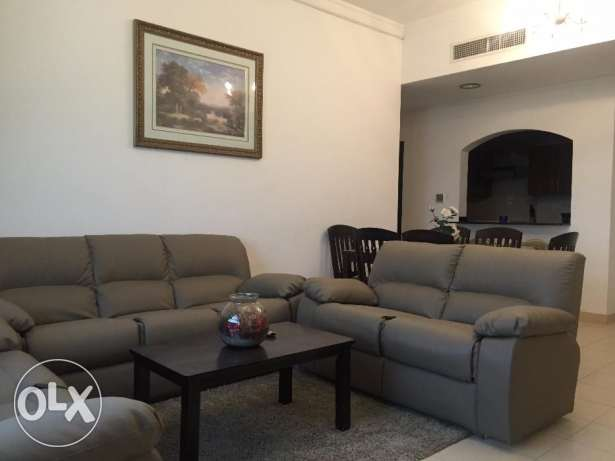 Two Bedrooms Fully Furnished Apartment in Juffair