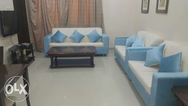 SANABIS AL DIAH 2 Bedrooms Fully Furnished Apartment for Rent