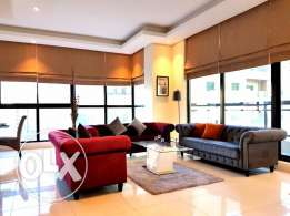 Luxurious, Modern and Bright 2Bedroom Heart of Juffair Area