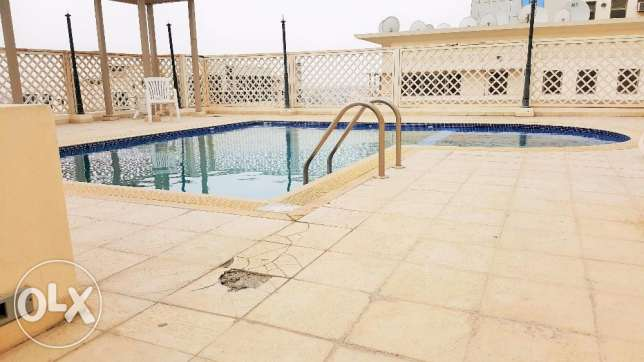 3 Bedroom bright Apartment ff in Sanabis