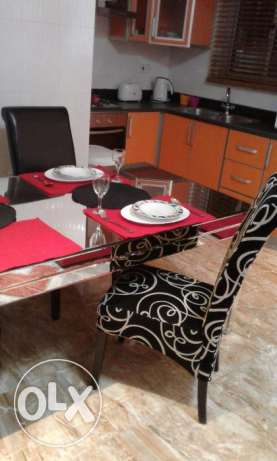 Fully furnished 1 bedroom flat behind St.Christopher in Saar