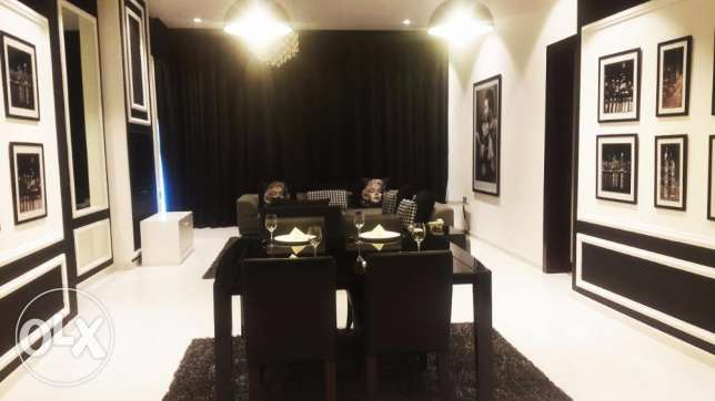 European Class 2 Bedroom Hotel Apartment For Rental in SEEF