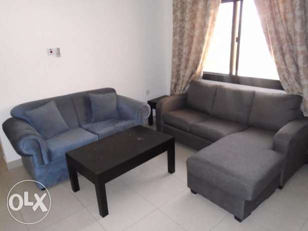 1 bedroom apartment fully furnished in Umm Alhassam