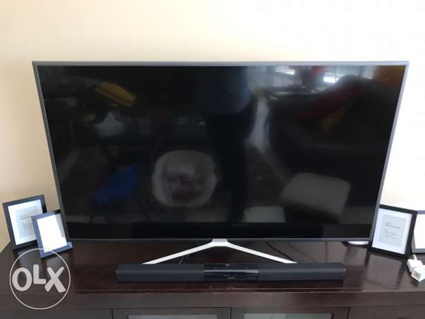 "Samsung Smart 55"" TV"