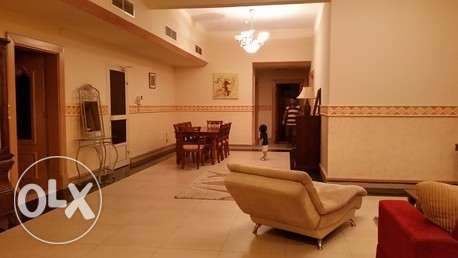 fully furnished apartment with pool,gym, Jacuzzi,sauna stem