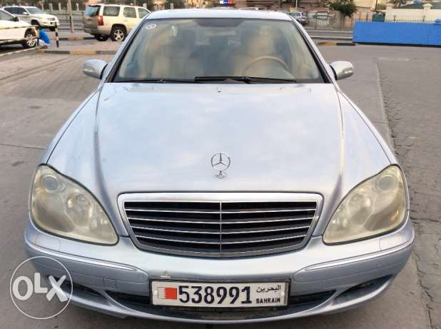 For Sale 2005 Mercedes Benz S350 Gcc Specification