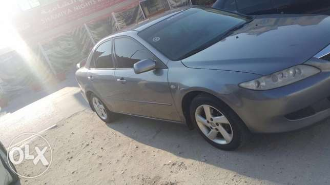 mazda 6 for sell سترة -  3